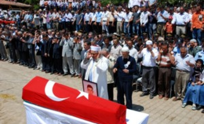 Funeral pray for victims of US Consulate attack
