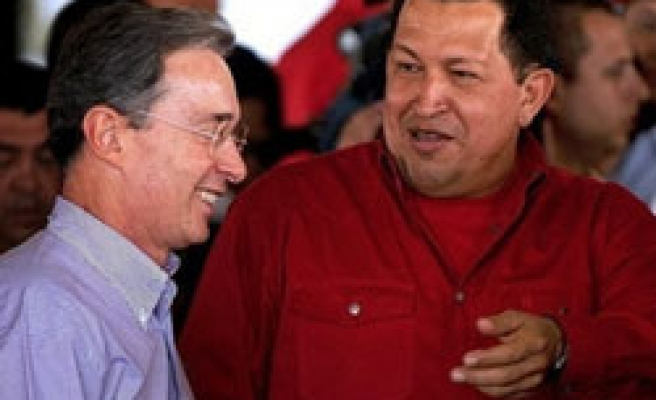 Venezuelan, Colombian leaders meet to repair ties