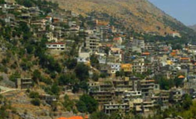 Lebanon sets up a military site in Shaba Farms area
