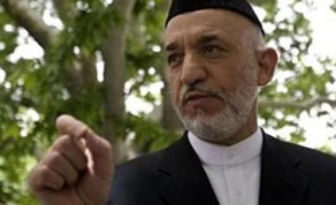 Karzai rejects US use of Afghan soil against Iran