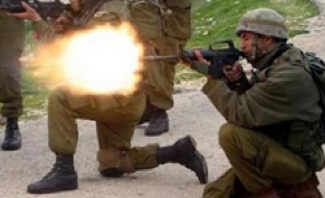 Israel blasts commercial complex in Nablus