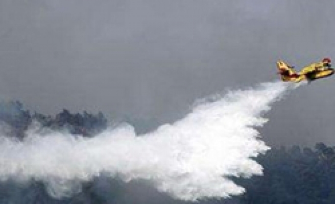 Turkey to cooperate with France against forest fires