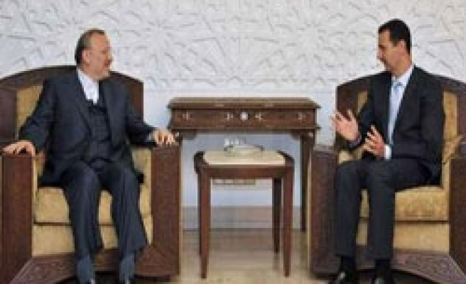 Assad: Iran-Syria cordial ties may 'serve' EU