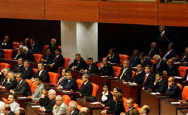 Number of Turkish MPs provinces changed