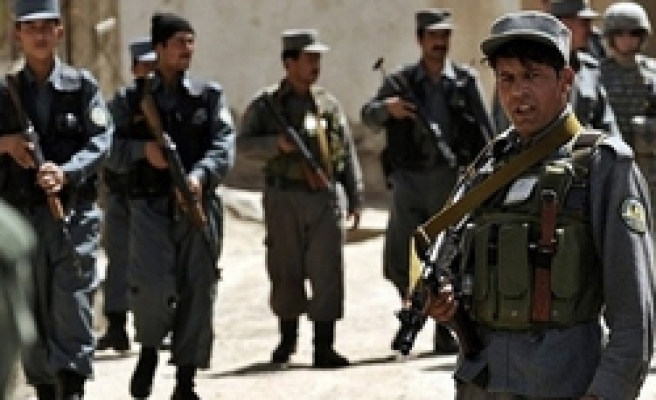 US airstrike kills 9 Afghan police: Official