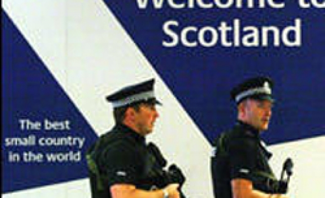 Scottish Muslims complain of increased police harrassment