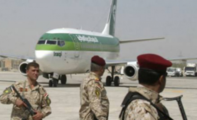 Iraq opens new airport in Najaf