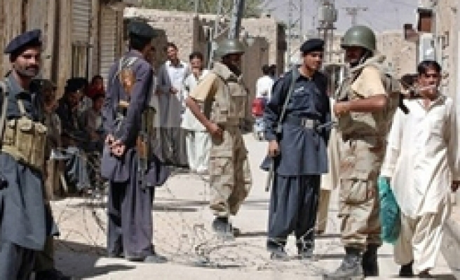 8 troops killed in southwest Pakistan