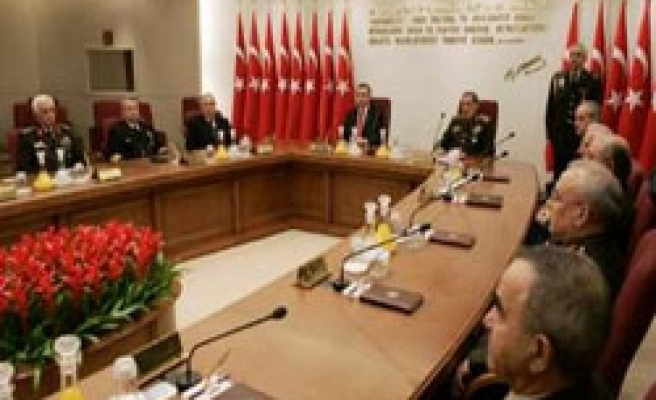 Turkey to appoint new Chief of General Staff in August