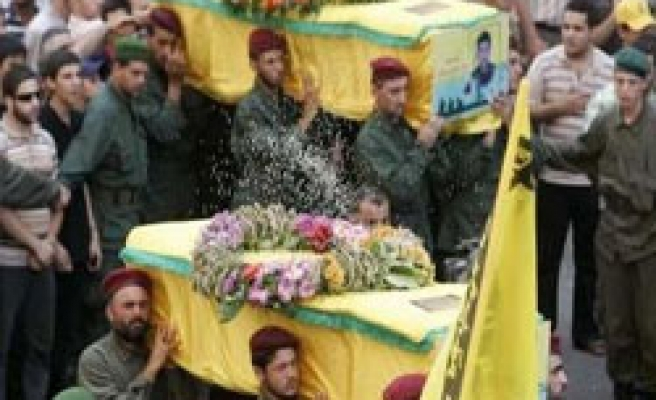 Syria takes bodies as part of Hezbollah-Israel swap