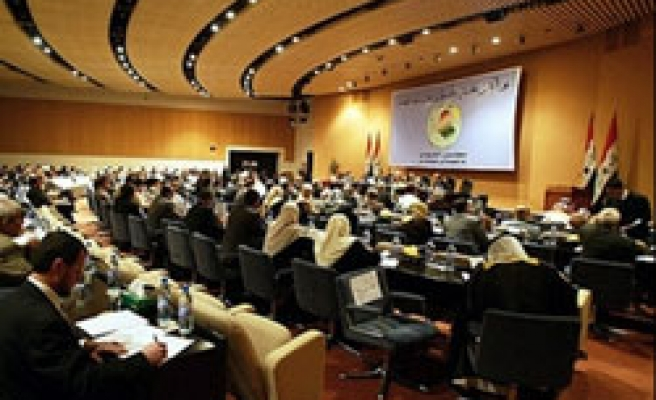 Iraq assembly to hold special session on election law