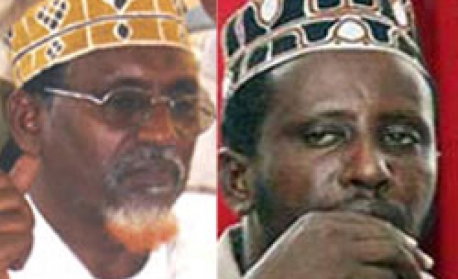 Somalian Islamists change leader through 'e-mail'