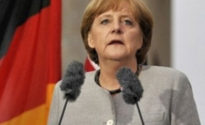 Merkel to tell Obama Germany has Afghanistan limits