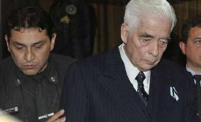 Argentine dirty war general jailed for life