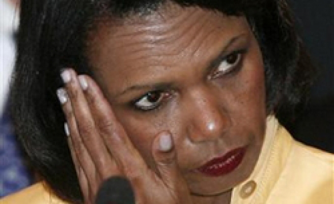 Rice set for another Mideast visit over Palestine issue