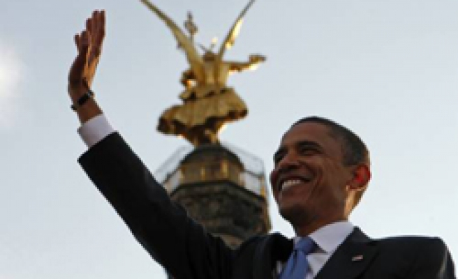 Obama wants more military commitments: Germans