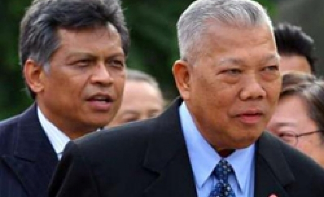 Thailand names career diplomat as foreign minister