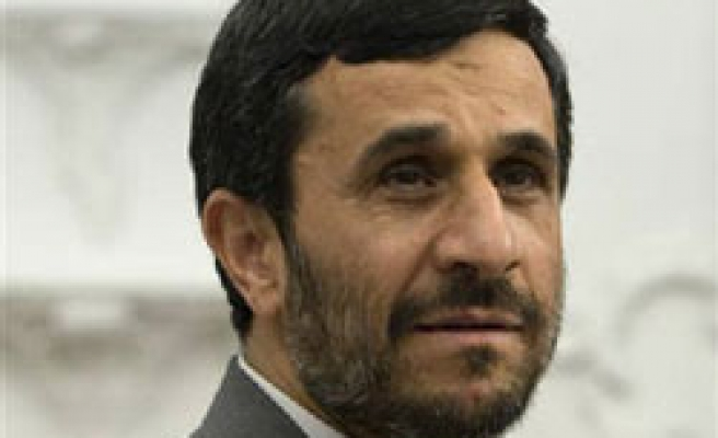 Ahmedinejad: Iran having 6,000 centrifuges
