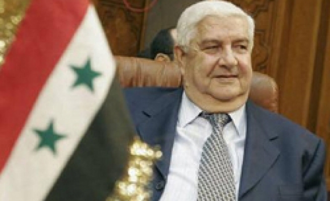 Syrian FM to visit Tehran Monday for NAM meeting