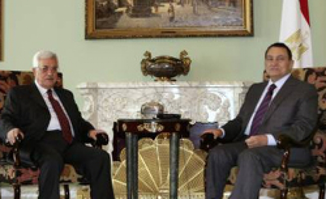 Egypt to invite Palestinian factions to dialogue: Abbas