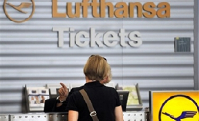 Germany braces for first Lufthansa strike in 13 yrs
