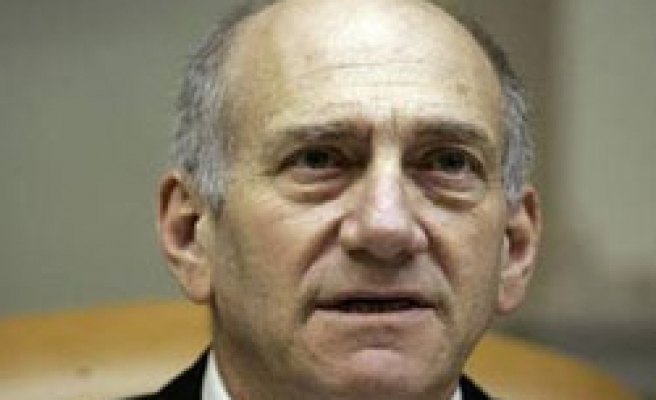 Olmert: No Jerusalem deal with Palestinians in 2008