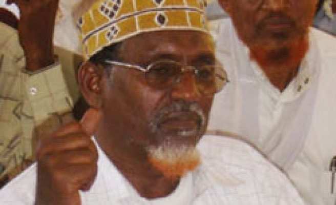 Somalia Islamist rejects talks with rival faction