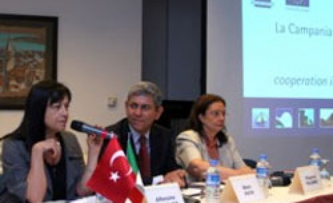 Turkey, Italy's Campania to coop on 3 sectors