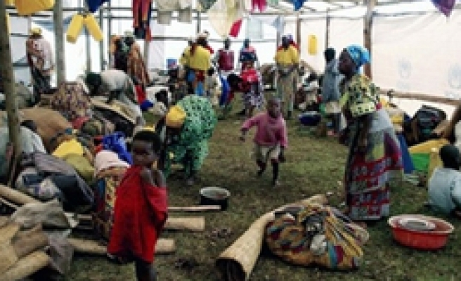'Over 2,000 raped in Congo's east last month'