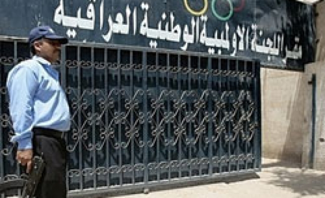 Iraq Olympic ban lifted