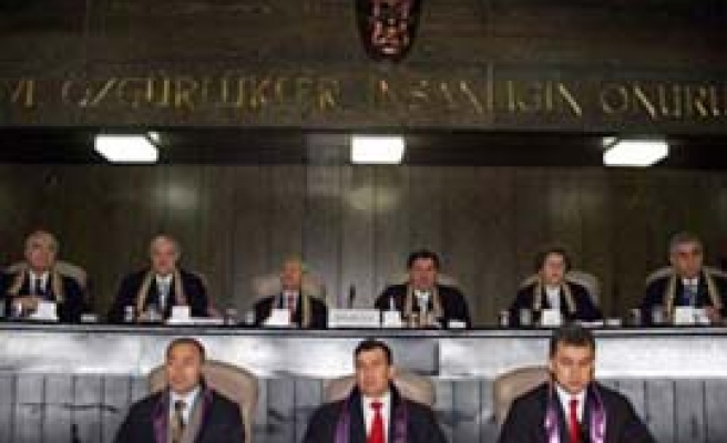 Verdict soon on closing Turkey's ruling party: Papers