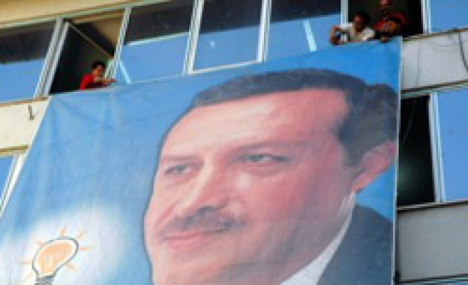 Turkish top court rejects ruling AK party ban