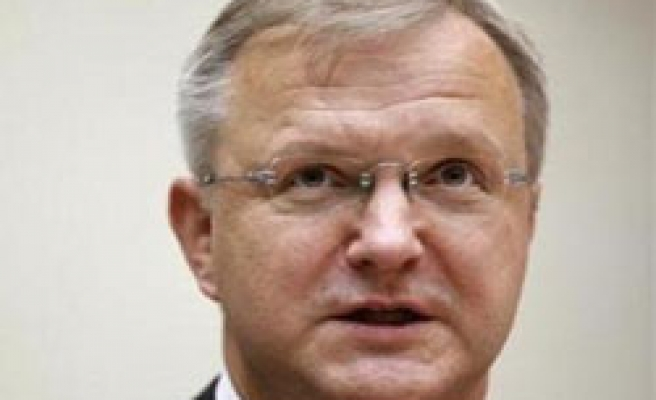 EU's Rehn urges Turkey to make up wasted time
