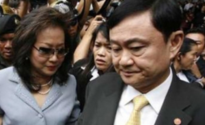 Thaksin's wife jailed for tax fraud
