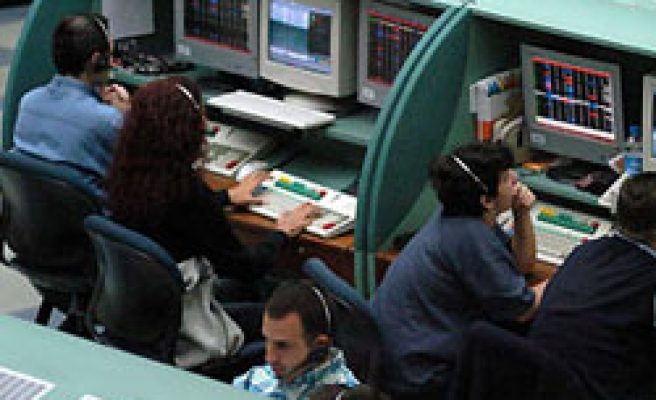Share of foreigners in Turkey stock exchange down