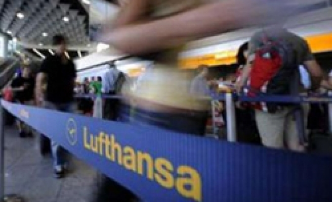 Germany's Lufthansa cuts more flights as strike continues