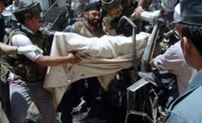 Pakistan denies report charge over ISI behind Kabul attack