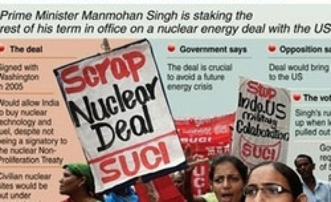 IAEA governors ratify US-Indian nuclear cooperation deal