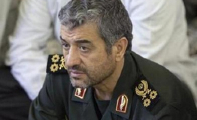 Iran tests naval weapon with 300 km range-report
