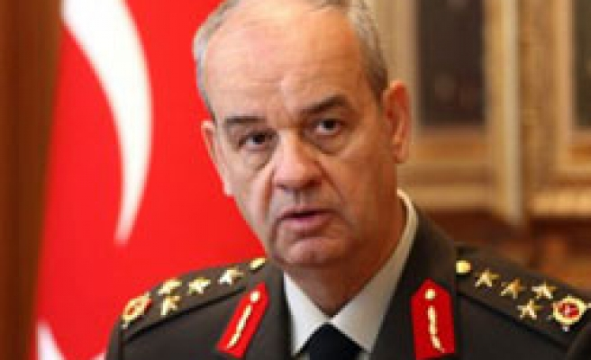 Turkish military confirms Israel army letter over general's remarks