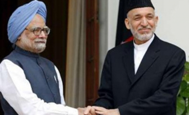 India to give $450 million to Afghanistan