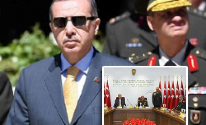 No expulsion for the first time as Turkey picks army boss