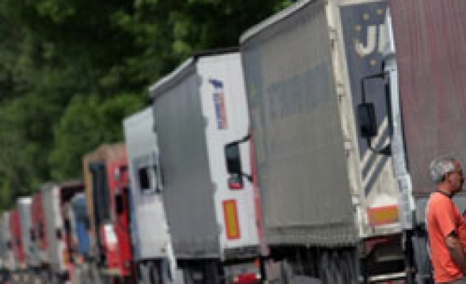 Turkey to respond to truck fee imposed by Bulgaria