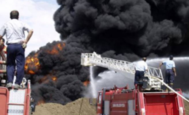'Pipeline fire to extinguish in a couple of days'