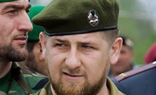 Russia issues arrest warrant for Chechen leader's rival