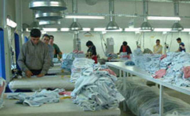 Textile exports from Turkey's Bursa rises by 9.3 pct
