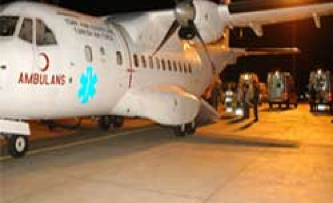 Turkish army to bring policeman from Afghanistan for treatment