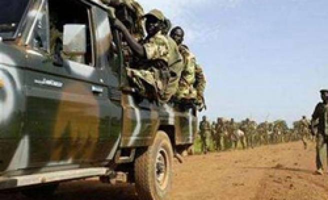 Sudan former foes not fully withdrawn from Abyei: Sources