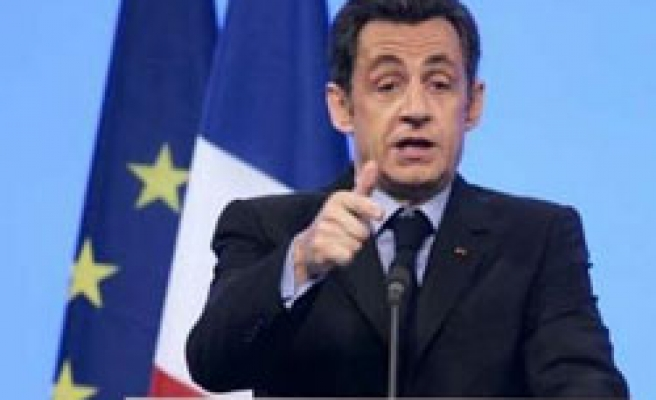 France's Sarkozy: No final peace deal on S.Ossetia