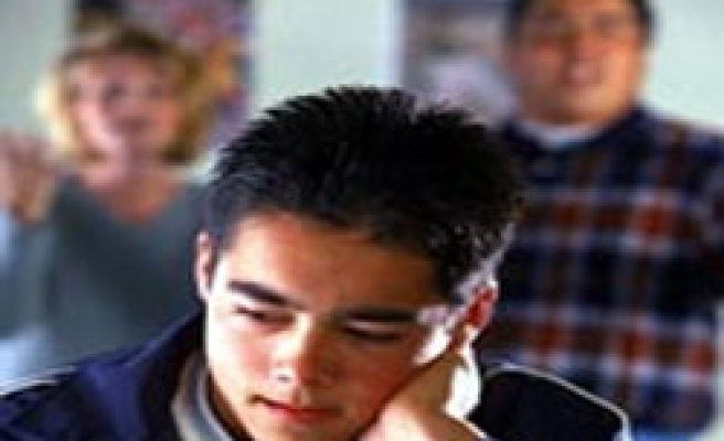 Diabetic teens benefit from discussing problems